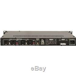 VOCOPRO CDR-1000 PRO Stand-Alone CDR/CDRW Rackmount Audio Recorder