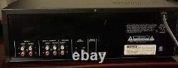 Vtg Tascam 302 Professional Dual Cassette Deck Tape Recorder Rack Mount As Is