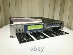 YAMAHA A4000 Professional Sampler 2U Rack Mount Type