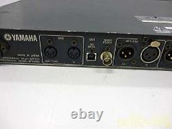 Yamaha SPX2000 Rack Mount Professional Multi-Effects Audio Processor Reverb