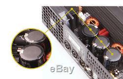 2 Canaux 2100 Watts Mise En Rack Professionnel Amplificateur De Puissance Tulun Jeu Tip600