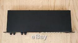 2000 Gibson Echoplex Digital Pro Avec Plus Rackmount Retard Footswitch, Oberheim