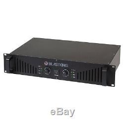 4000 Watts 2 Canaux Dj Professionnel Amplificateur De Puissance Amp Rack Mount