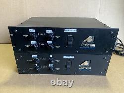 Ab International Precedent Series 4300a Amplificateur De Puissance De Montage De Rack Professionnel