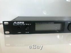 Alesis DM Pro 20 Bit 64 Rack Voix Mont Extensible Module Tambour