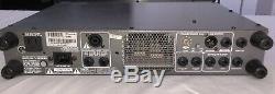 Ampeg-3 Pro Montage En Rack D'ampli Basse De 450 Watts Made Aux États-unis