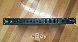 Ampeg Svp Guitare Basse Pro Rack Préampli À Lampes De Montage, Vintage, Made In USA