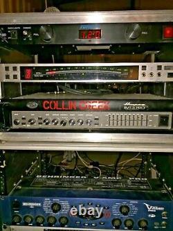 Ampeg Svt 3 Pro Rack Mount Bass Amp Récemment Bien Desservi