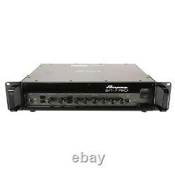 Ampeg Svt-7 Pro 1000w Amplificateur De Basse De Montage