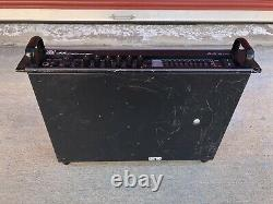 Ampeg Svt III Pro 450-watt Hybrid Rackmount Bass Amp Head Pré-détenue USA