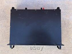 Ampeg Svt III Pro 450-watt Hybrid Rackmount Basse Amp Head Svt-3 D'occasion États-unis
