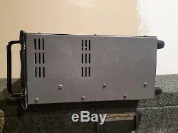 Ampeg Tel Quel Svt-2 Tête D'ampli Basse 300w Pro Tube De Montage En Rack De Svt II Svt2 Svt-2pro