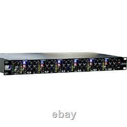 Amplificateur Casque Stéréo Art Headamp6pro Rack-mount 6 Canaux