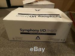 Apogee Symphony Mkii 24x24 E / S Analogiques Pro Tools Hd