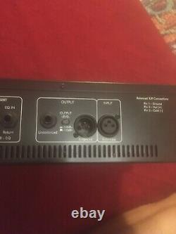 Art Pro Channel II Tube MIC Pre, Compresseur, & Eq Rack Mount, #prochannelii