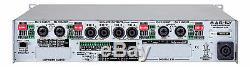 Ashly Nxe3.04 Pro 12kw Ponté 4 Channel Network Rackmount Amplificateur De Puissance