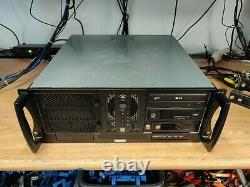 Asus Custom Server Pc Intel I7-4790 16 Go Ram 240 Go Ssd 6 To Hdds Windows 10 J