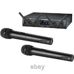 Audio-technica Atw-1322 Système 10 Pro Rack Numérique MIC Système (2,4 Ghz)