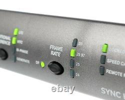 Avid Sync Hd Pour Pro Tools Hd