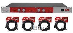 Bbe 882i Pro Rack Studio Sonic Maximizer Signal Sonore Processeur + Xlr Câbles