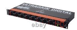 Behringer Ada8200 Ultragain Pro Numérique