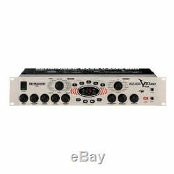 Behringer Bass V-amp Pro Rack Montage Et Effets De Modélisation Amplificateur Processeur