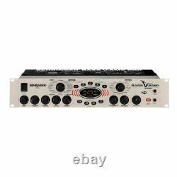 Behringer Bass V-amp Pro Rack Mount Modeling Amplificateur Et Processeur D'effets