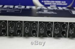 Behringer Eurorack Pro Mixer Rx1602 Rack Ligne Mixer Complet Dans L'encadré