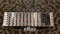 Behringer Eurorack Pro Rx1202fx Rack Microphone Mixer (bon État)