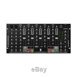 Behringer Pro Mixer Vmx1000usb Professionnelle 7 Canaux De Montage En Rack Dj Mixer