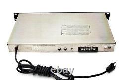 Bgw Professional Power Amp Model 75 Rack Mount 2 Canal Expédition Gratuite