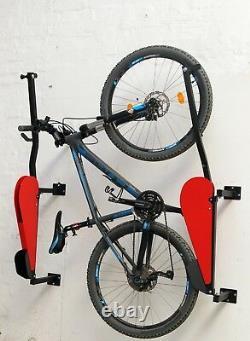 Bicycle Bike Wall Lift Pro Ascenseur Automatique De Vélo Et Rack Mural Suspendu Hang Mount