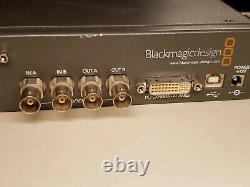Blackmagic Design Multibridge Pro W Pcie Carte