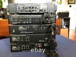 Complete Technics Professional Series 9000 Série Rackmount System