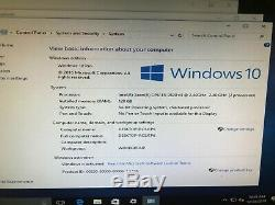Dell R7910 2x Xeon E5-2620v3 128go Ddr4 300gb Win10pro 2x1100w
