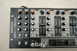 Denon Dj Dn-x900 Pro Dj Mixer Rack Mount Ampli Amp Unit