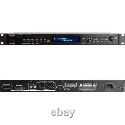 Denon Dn-500cb Professional Rackmount Bluetooth Lecteur CD Avec Télécommande Ir