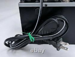 Denon Dn-x500 Analog Pro Dj Mixer Case/rack Mount 19 Bracket Testé
