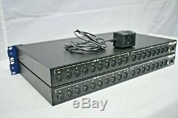 Digidesign E / S MIDI Interface 10x10 Pour Pro Tools Hd Montage En Rack Mh041 (one)