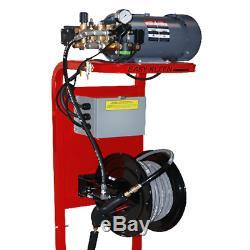 Easy-kleen Firehouse Professional 2400 Psi (eau Froide Électrique) De Montage En Rack