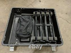 Ecs 19 Montage En Rack Pro Dj Route Case 13u Proof Shock Équipement Militaire Livraison