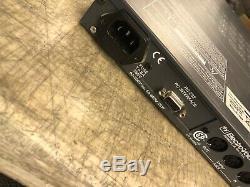Electro-voice Ev Dx38 Digital Sound System Professional Rack Processeur Mont