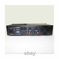 Emb Pro Pa2400 Rack Mount Amplificateur De Puissance Professionnel 1200 Watts Pa Ba