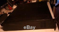 Exc! Qsc Audio Rmx-2450 2 Canaux Amplificateur De Puissance Professionnel De Montage En Rack
