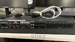 Focusrite Saffire Pro 40 Digital Recording Interface 20 In/ 20 Out Avec 8 Pré-amplis