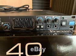 Focusrite Saffire Pro 40 Digital Recording Interface Firewire