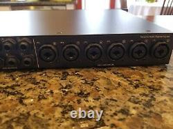 Focusrite Saffire Pro 40 Firewire/thunderbolt Interface Pour Pc Ou Mac