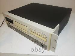 Fostex D-5 Pro Support Audio Mount Dat Digital Master Recorder Digital Audio Tape