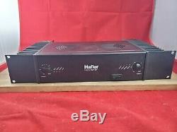 Hafler Transnova P3000 Amplificateur De Puissance Professionnel Rack Mount Made In USA