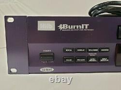 Hhb Burnit Cdr 830 Rack Mount Professional CD Recorder